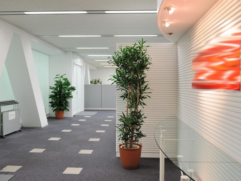 オフィスエントランス(大阪市中央区)